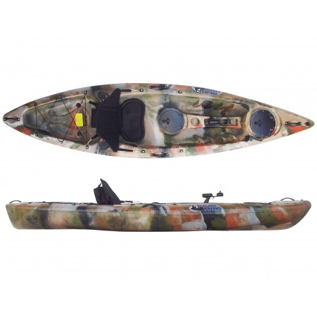 Kayak de pesca Galaxy Blaze Fisher