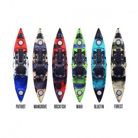 Jackson Kayak de pesca Cruise Angler 10
