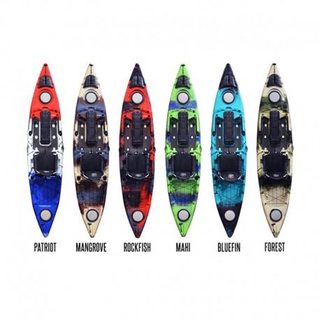 Kayak de pesca Jackson Cuda 14