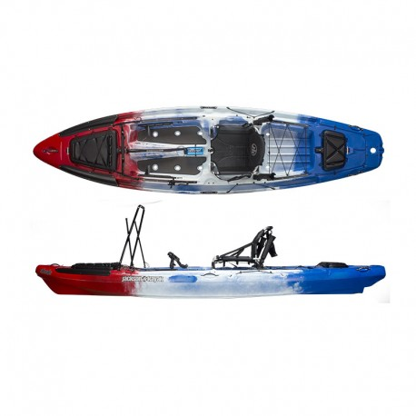 Kayak de pesca doble Jackson Big Rig
