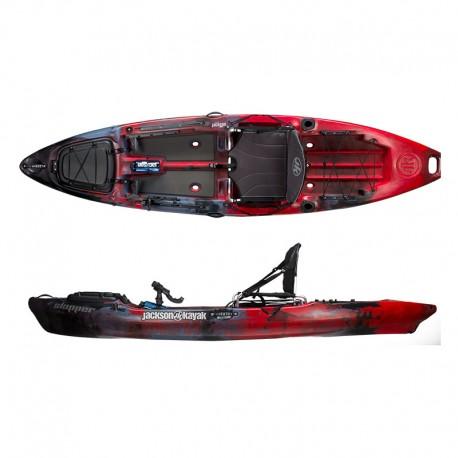 Kayak de pesca Jackson Skipper