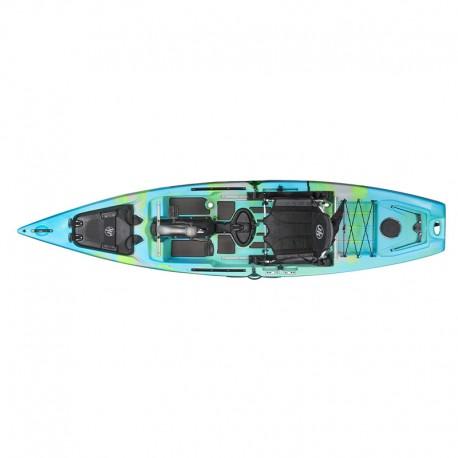 Kayak de pesca a pedales Jackson Coosa FD