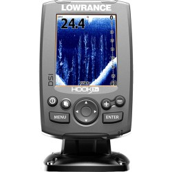 Lowrance Sonda HOOK 3X DSI 455/800