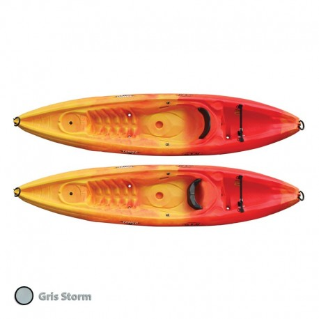 Kayak de pesca RTM Tango Evo con respaldo