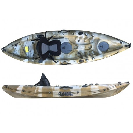Kayak de pesca Galaxy Cruz