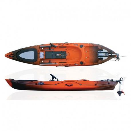 Kayak de pesca RTM Abaco 360 Luxe Torqeedo