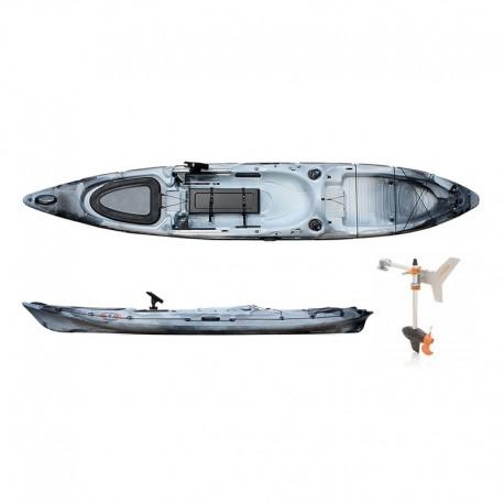 Kayak de pesca RTM Abaco 420 Luxe Torqeedo