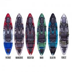 Kayak de pesca Jackson Coosa HD