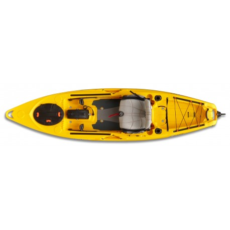 Kayak de pesca FeelFree Lure 11.5 Pesca Sonar Timon