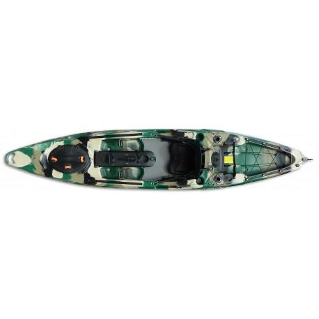 Kayak de pesca FeelFree Moken 12.5 Pesca