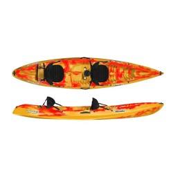 Kayak de travesía Islander Paradise 123