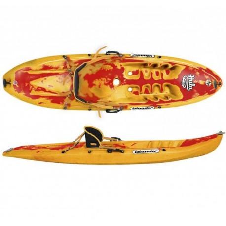 Kayak de travesía Islander Hula 8.5