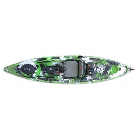 Kayak de pesca Old Town Predator XL con Motor