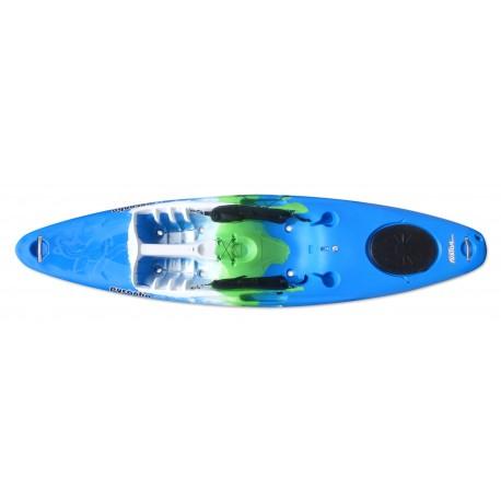 Kayak de travesía Pyranha Fusion SOT