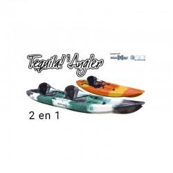 Kayak de travesía Kayaks Point 65 Tequila Angler Tandem