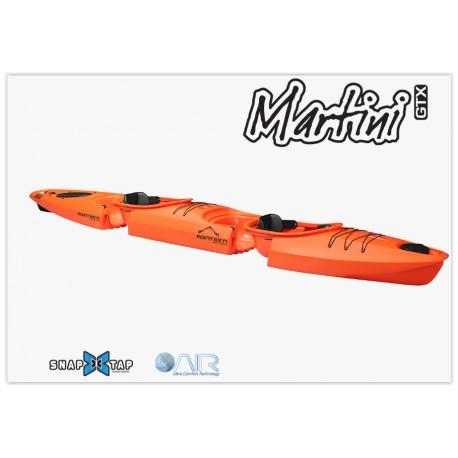 Kayak de travesía Kayaks Point 65 Martini GTA Tandem