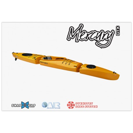 Kayak de travesía Kayaks Point 65 Mercury GTA Solo