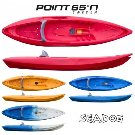 Kayak de travesía Kayaks Point 65 Sea Dog