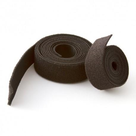 """Velcro One Wrap 1"""" Black"""