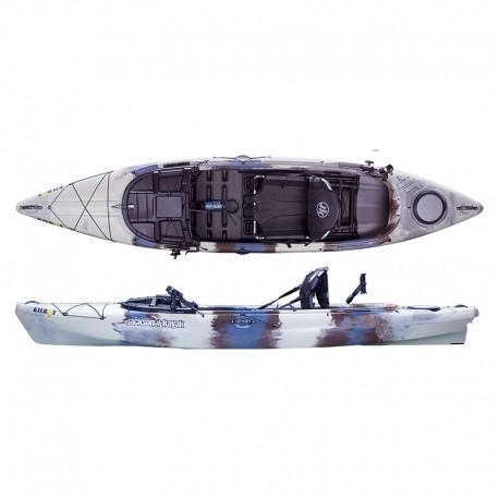 Kayak de pesca Jackson Skipper Kilroy