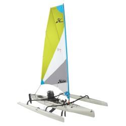 Kayak Trimarán a pedales Hobie Mirage Adventure Island