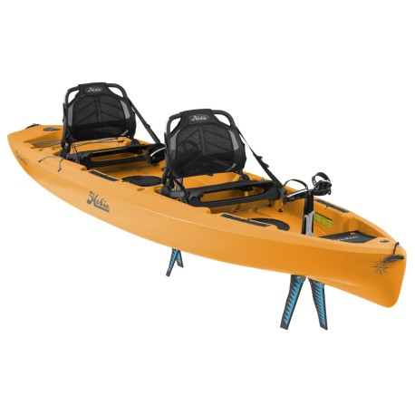 Kayak a pedales Hobie Mirage Compass Duo