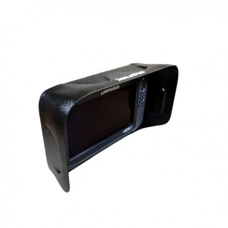 Visera BerleyPro Lowrance HDS9 Carbon Visor