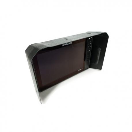 Visera BerleyPro Lowrance HDS12 Live Visor