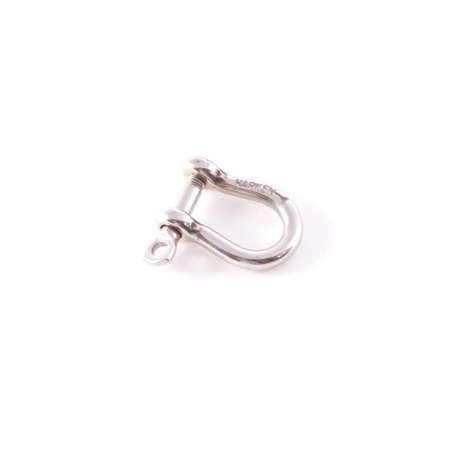 """SHACKLE 4 MM BOW W/5/32"""" PIN"""