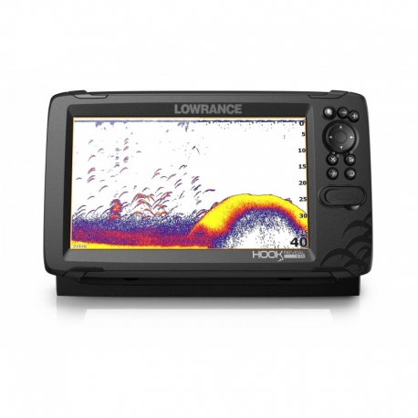 Sonda GPS Plotter Lowrance HOOK Reveal 9 Tripleshot