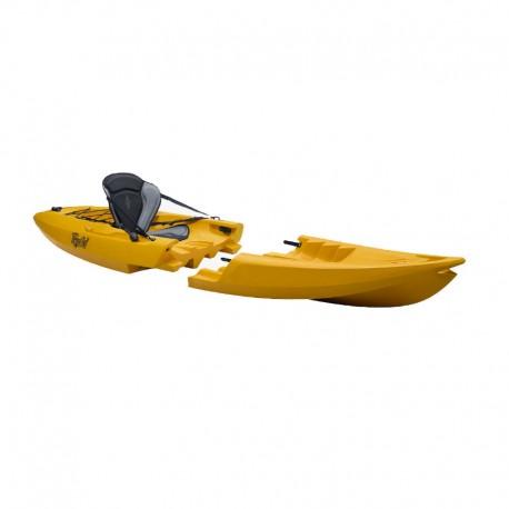 Kayak de pesca desmontable Tequila Solo GTX