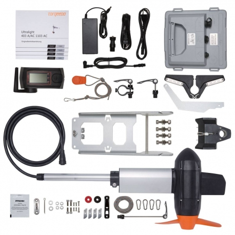 Motor Electrico Torqeedo Ultralight 1103 AC (915Wh)