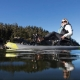 Kayak hinchable Hobie Mirage ITREK 9 Ultralight