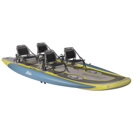 Kayak hinchable Hobie Mirage ITREK Fiesta