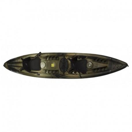 Kayak de pesca Ocean Kayak Malibu II XL Pesca