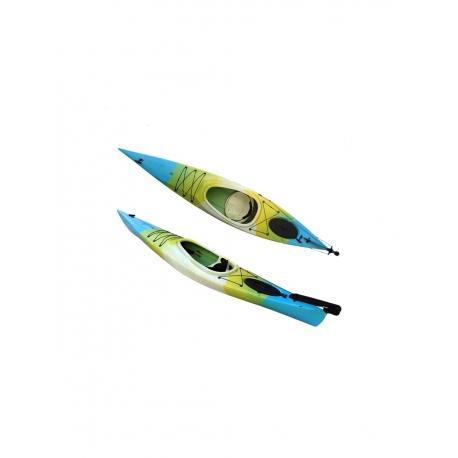 Kayak de travesía Point 65 X013 GT Skeg y timon