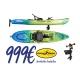 Kayak de pesca Ocean Kayak Malibu PDL