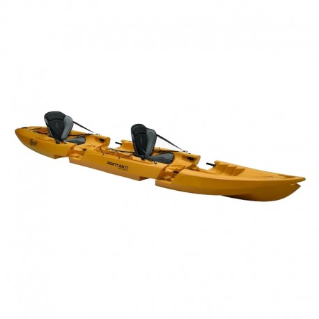 Kayak de pesca desmontable Tequila TANDEM GTX