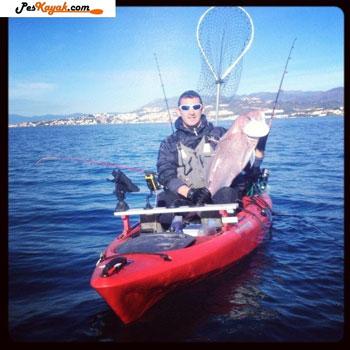 Kayaks de pesca baratos