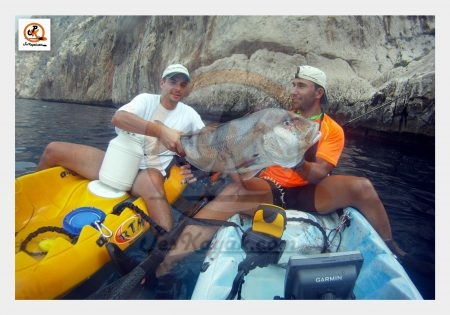kayak de pesca barato