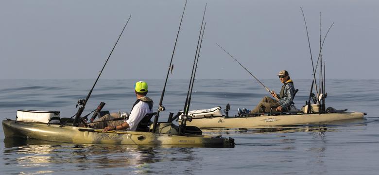 comprar accesorios para kayak