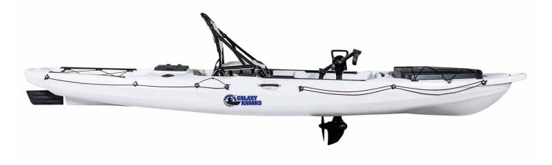 galaxy kayaks de pesca