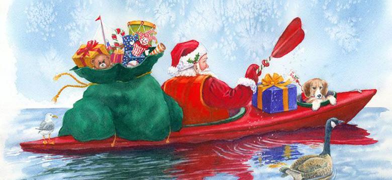 comprar kayak por navidad