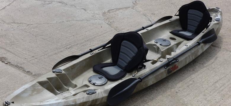 qué kayak de pesca comprar