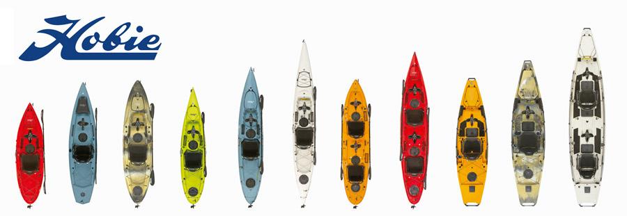 kayaks Hobie