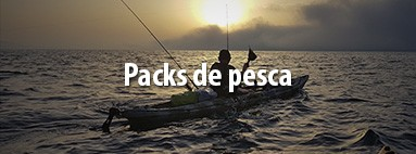 Kayaks de pesca - Packs